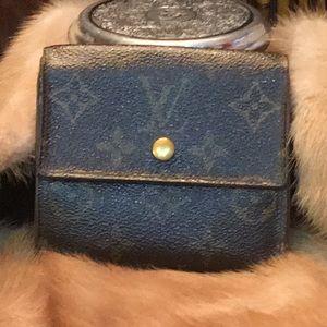 Louis Vuitton Portefeuille Elise Monogram Wallet